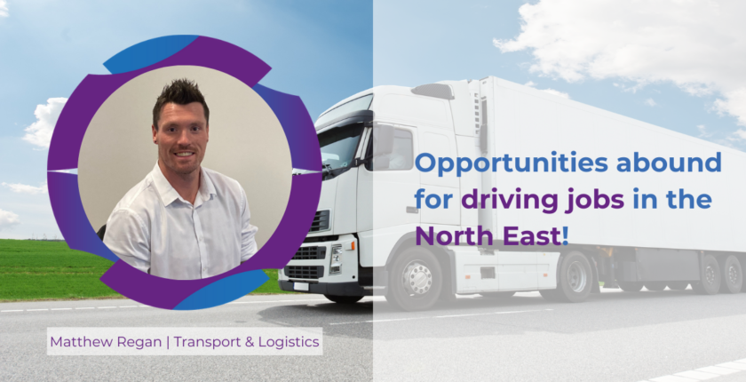 lorry driving jobs North East